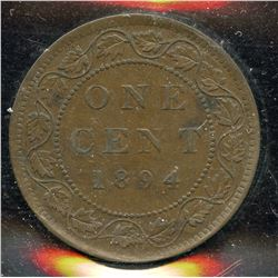 1894 One Cent