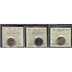 Twenty-Five Cents - ICCS Graded Trio