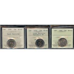 Twenty-Five Cents - ICCS Graded Trio