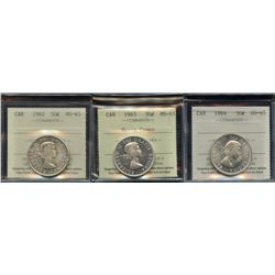 Fifty Cents - ICCS Graded Trio