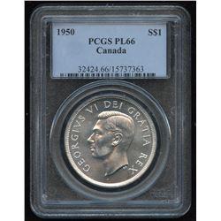 1950 Silver Dollar - Proof Like