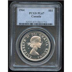 1964 Silver Dollar - Proof Like