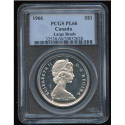 1966 Silver Dollar - Proof Like