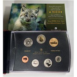 2010 Specimen Lynx Mule Set