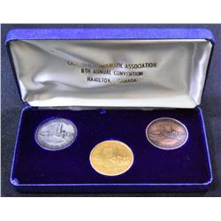 Canadian Numismatic Association Set