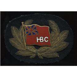 Chief Factor Hat Badge
