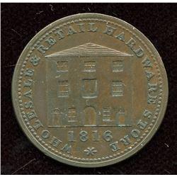 Br. 892, Halifax hardware token.