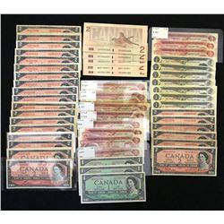 Large Lot - Bank of Canada Replacement Notes