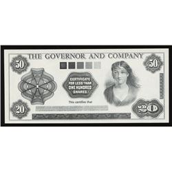 Test Banknote