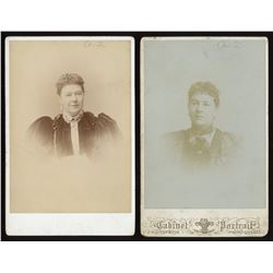 Real photographs of Lady Aberdeen
