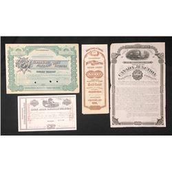Railway Documents, USA