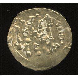 Medieval Islamic Gold Dinar. Ghaznavid Ibrahim, 1059 - 1099 AD.