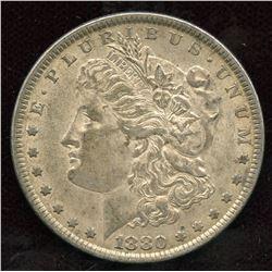 1880 USA Silver Dollar