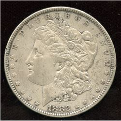 1882 USA Silver Dollar