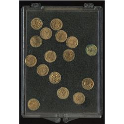 World Gold Reproduction - Set of 16
