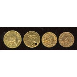 California Gold Jewelry Reproduction Gold Coins