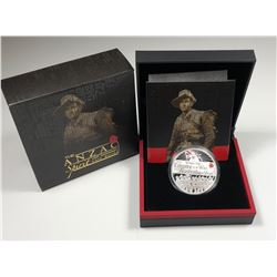 Perth Mint - The ANZAC Spirit 100th Anniversary 2014
