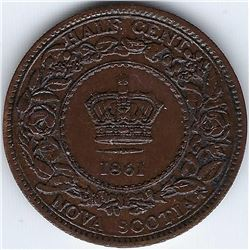 Maritime Cents 1861 - 1864