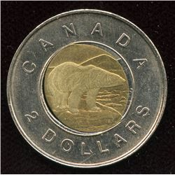1996 Off Centre Core Toonie