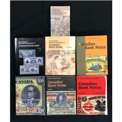Complete Collection of Charlton Chartered Banknote Catalogues