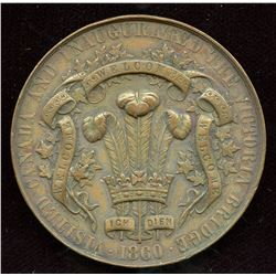 Grand Trunk Railway Medal
