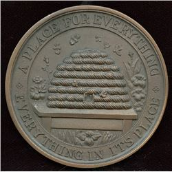 Montreal City and District Savings Bank Medal