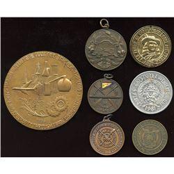 7 Piece Medal Medley
