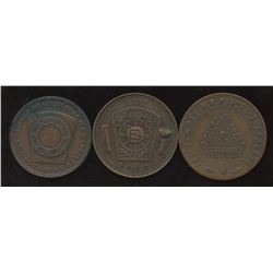 Masonic Tokens