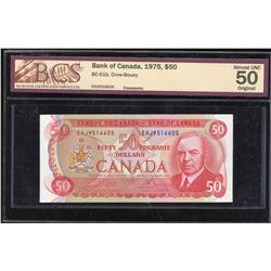 1975 Bank of Canada $50