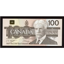 1988 Bank of Canada $100