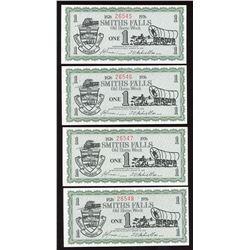 1826 - 1976 Smiths Falls Ontario Srip