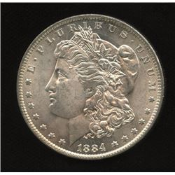 1884 O USA Morgan Silver Dollar