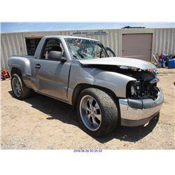 2000 - GMC SIERRA 1500