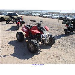 2007 - ATV 4-WHEELER