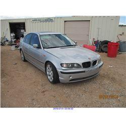 2003 - BMW 325 CI//SALVAGE