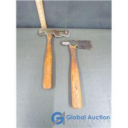 (2) Hatchets/Hammers