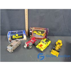 Collector Toy Vehicles and Equipment