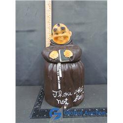 Friar Cookies Jar