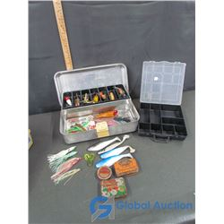 Umco Tackle Box and Organizer with Contents
