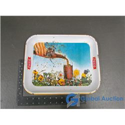 Coca-Cola Tin Tray
