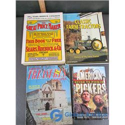 Sears, Tractor, Pickers Books and Treasures Magazine