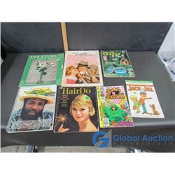 Vintage Magazines, Song, comics, etc.