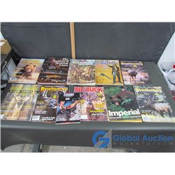 Hunting / Guns Books and Magazines