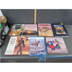 Western Themed Books