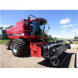 Case IH 2388 S/P Combine W/ Victory 14 ft. Pickup