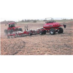 Harmon 3680 36 ft. Air Drill w/ Harmon 3100 Tow Behind Tank