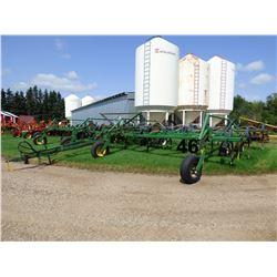 John Deere 610 Cultivator