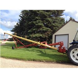 Westfield MK100-61 Mechanical Swing Grain Auger