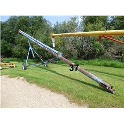 "Allied 8"" X 41 ft. PTO Grain Auger"