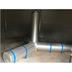 Grain Guardian Rocket Aeration Tube